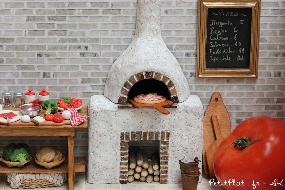 Mercredi Miniature - Pizza Night by PetitPlat