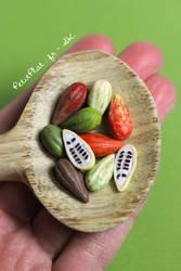 Day 38 - Cocoa Pods / Cabosses de Cacao