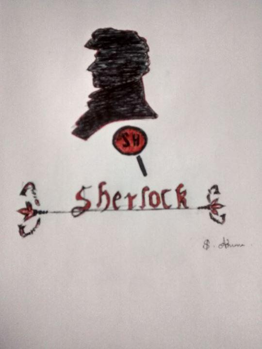 Sherlock by Arunajune