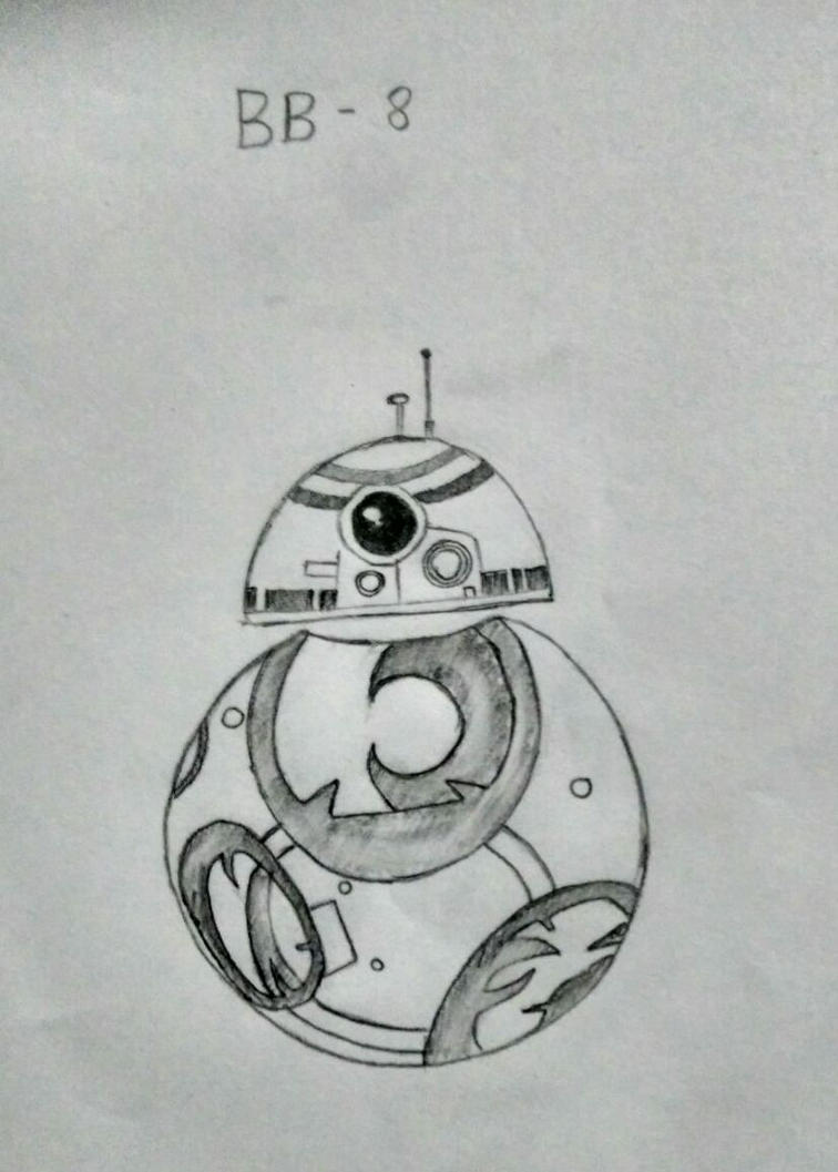BB-8 by Arunajune