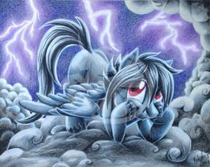 Commission - Blissful Storm