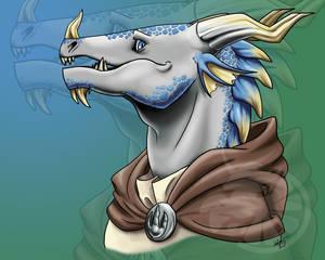 Dragonborn Bard Concept