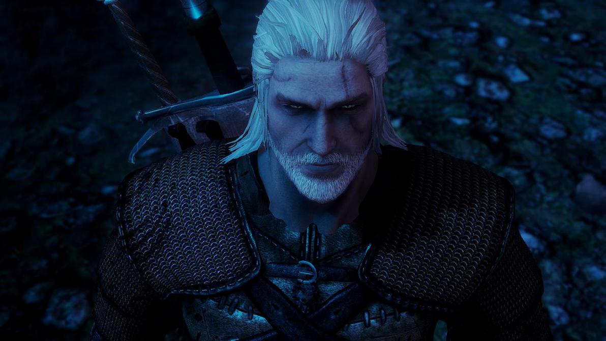 Adivina de quien se trata - Página 2 Geralt_of_rivia__witcher_3_2__by_johnchi-d7mk8po