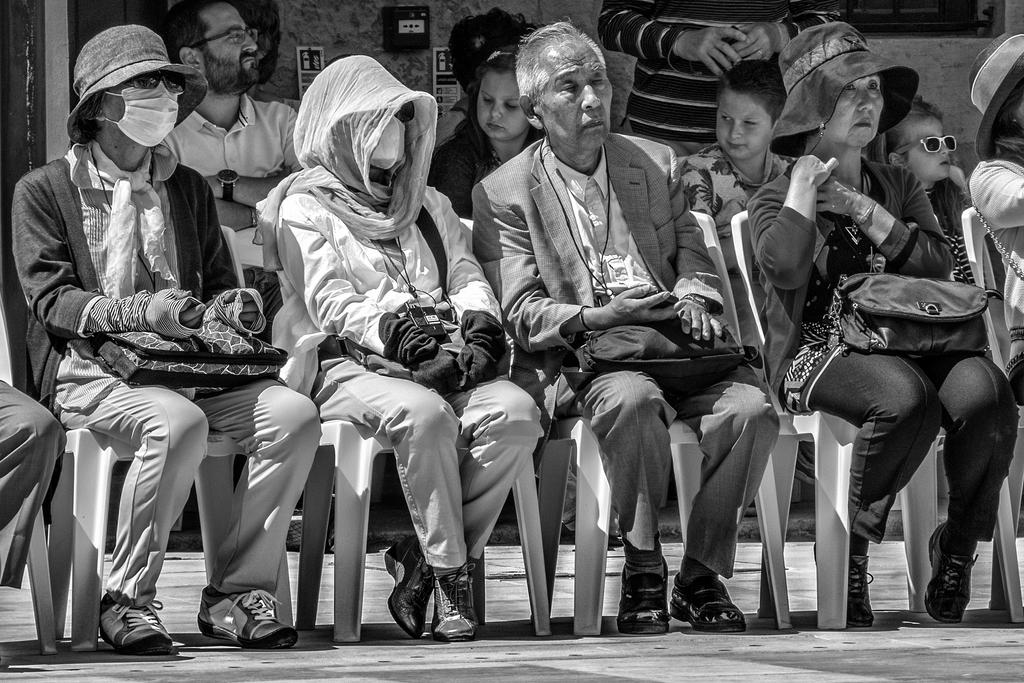 Spectators I by HMTX8