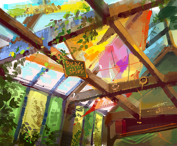 Practice-Ceiling by huanGH64