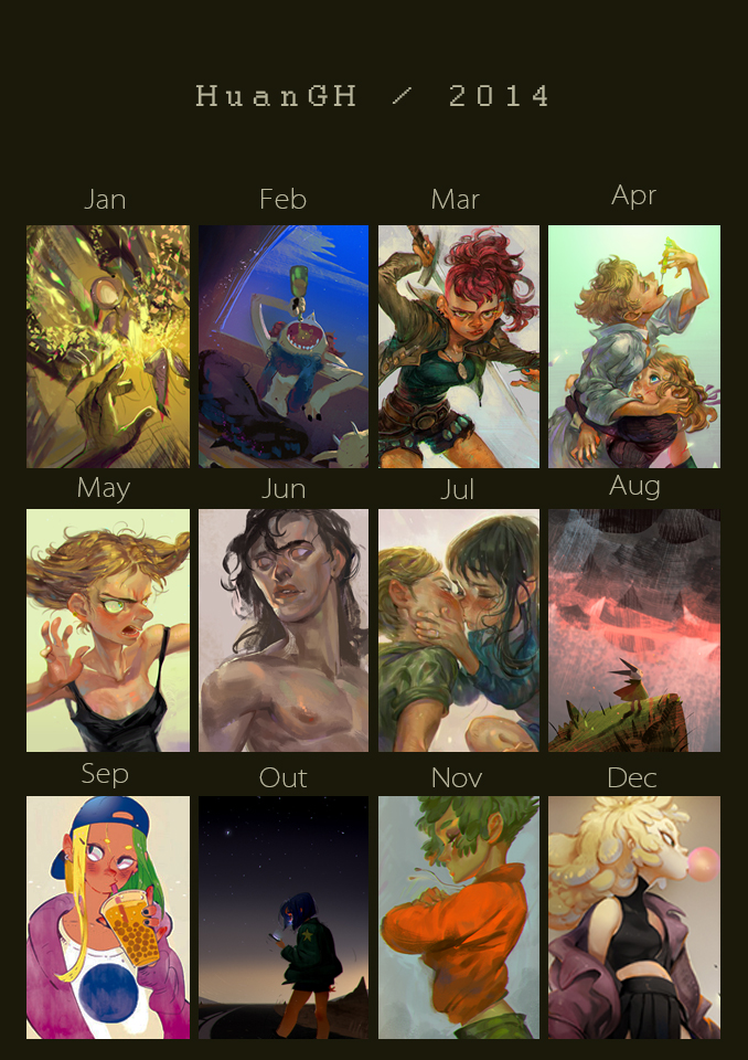 2014 by huanGH64