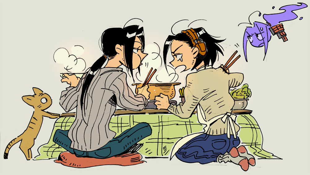 Hot pot by huanGH64