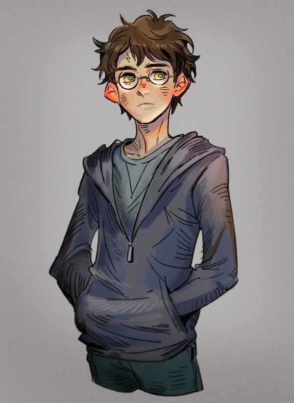 Big ears Harry by huanGH64