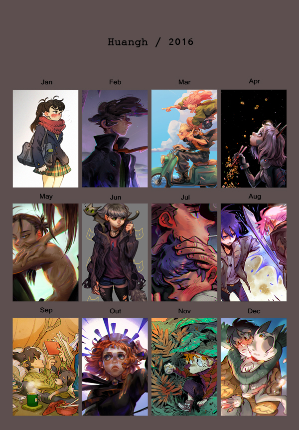 2016 by huanGH64