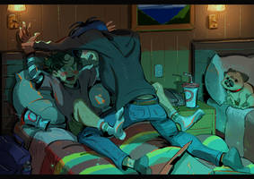 MOTEL NIGHT by huanGH64