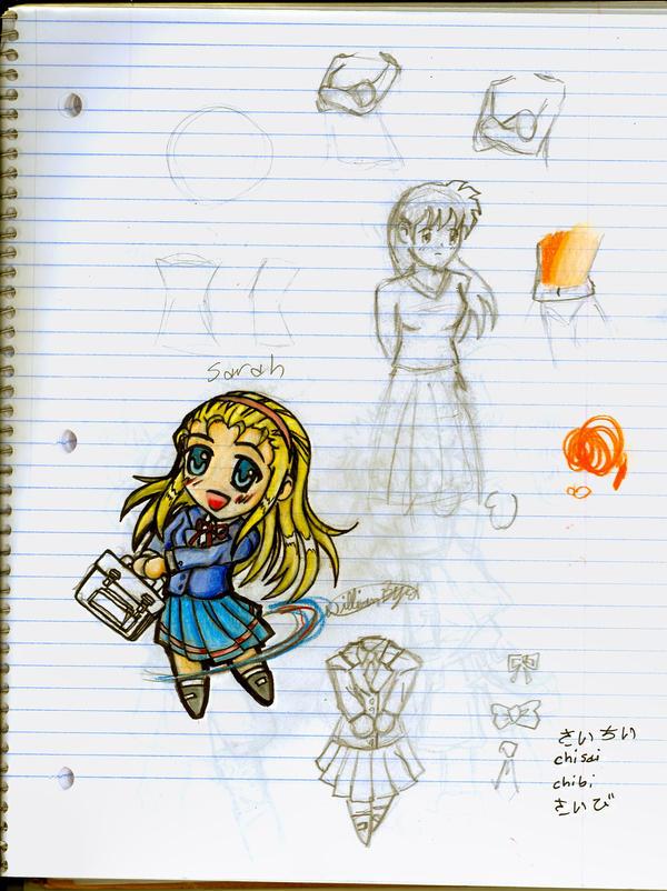 How to Draw Chibis by Sazuko
