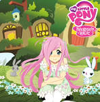 MLP: Fluttershy Anime version