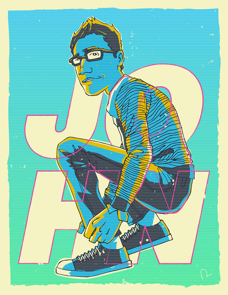 JOHN by deaddays
