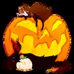 Kebanzu: Pumpkin Carving