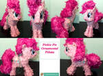 Pinkie Pie Ornamental Pinata