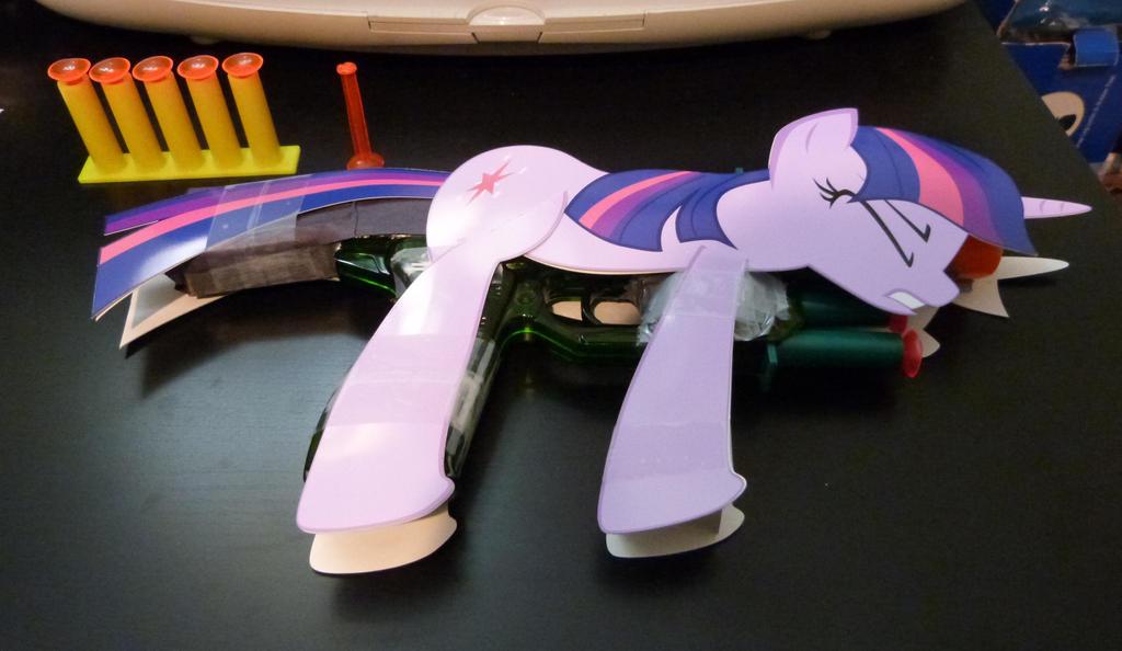 Prototype Twilight Gun by C-quel