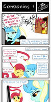 SDC - Conponies 1 by C-quel