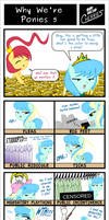 SDC - Why We're Ponies 5 by C-quel