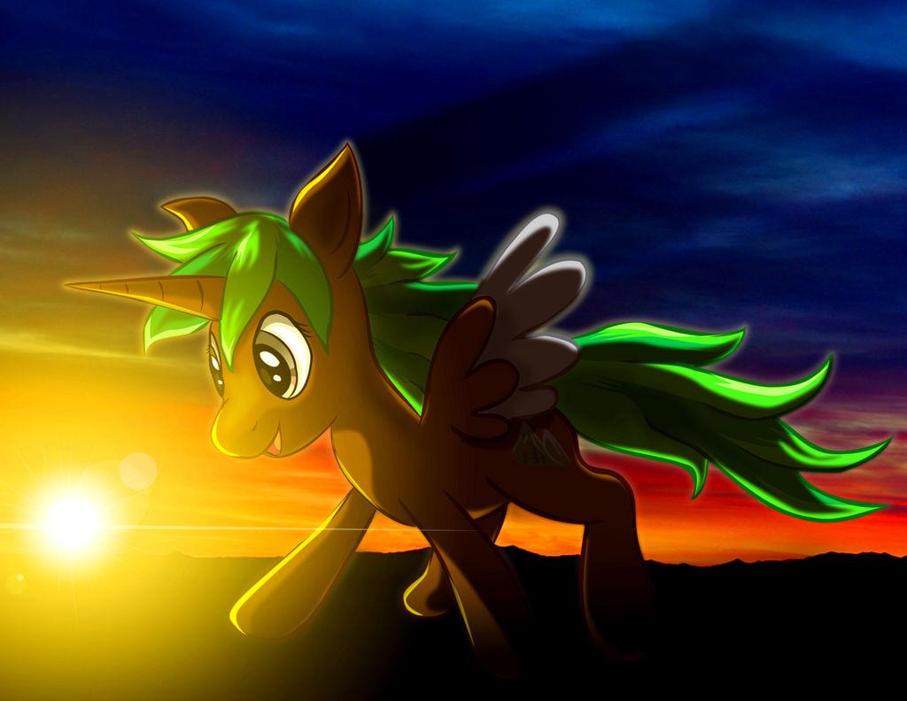 Earthquake Pony Collab