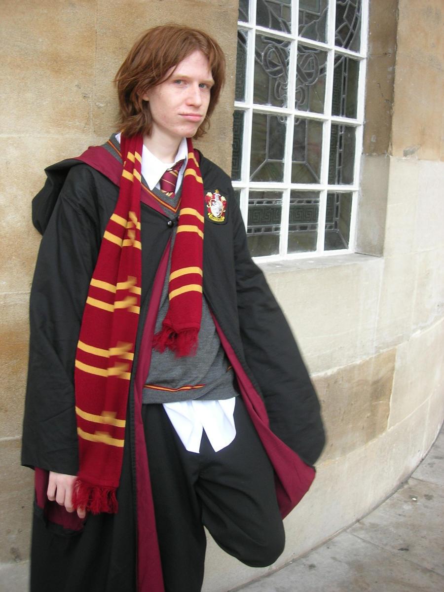 Ron Weasley - Slacking off by stkbayfield