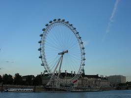 Eye of the City by stkbayfield