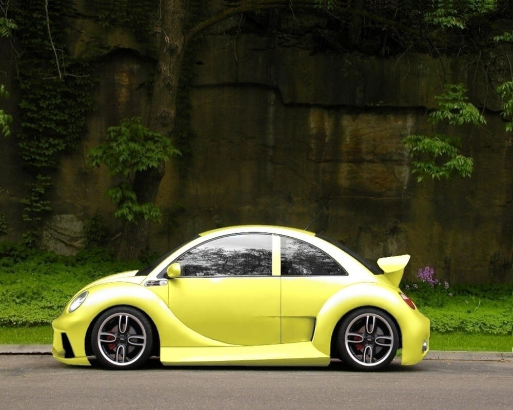 New Beetle Wide Body By Zackmanh On Deviantart