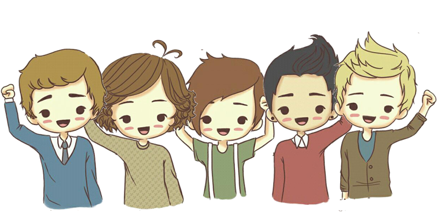 one direction caricaturas by javiandrea on DeviantArt
