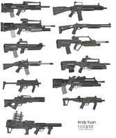 Rifles by Pimp My Gun 12 by c-force
