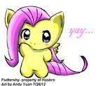 Cutesy Fluttershy