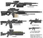 Weapons of ECHOstorm