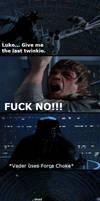 Vader wants Twinkies