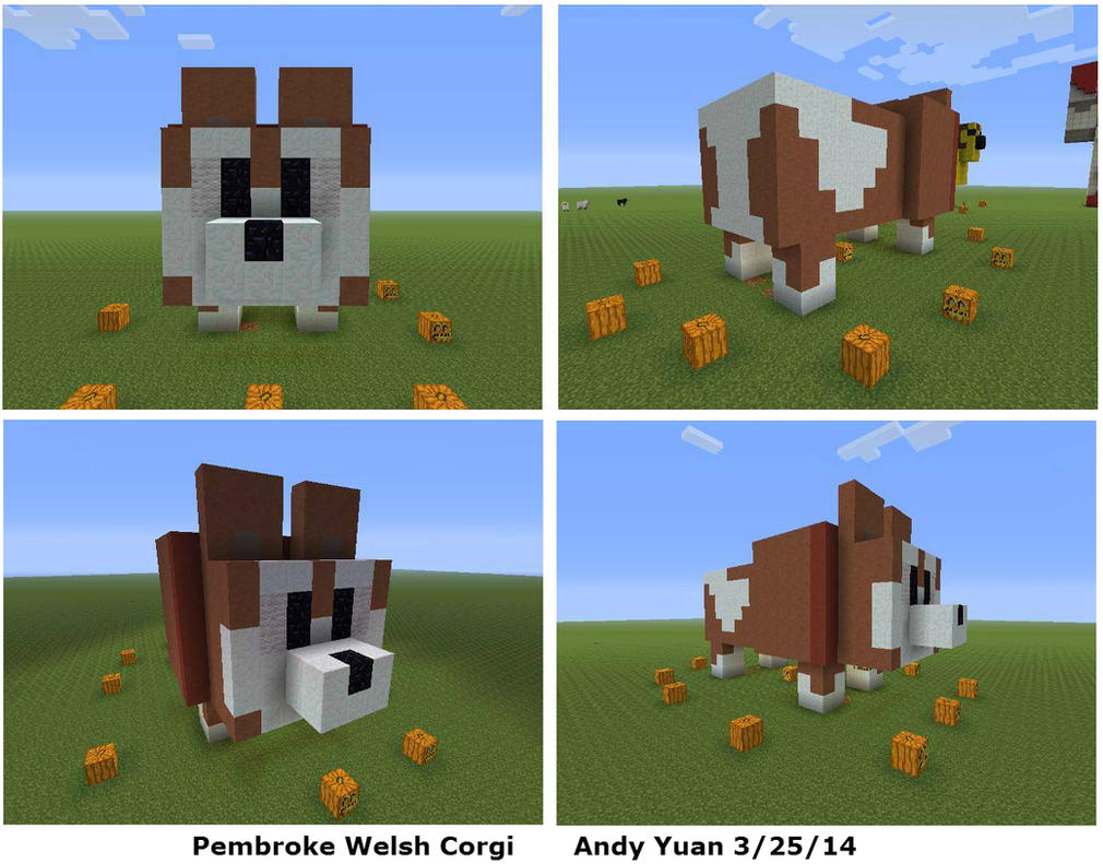 Minecraft Dogs And Cats