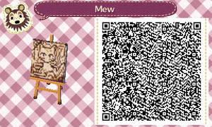 Mew - Animal Crossing