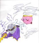 Kirby vs. Meta-Knight