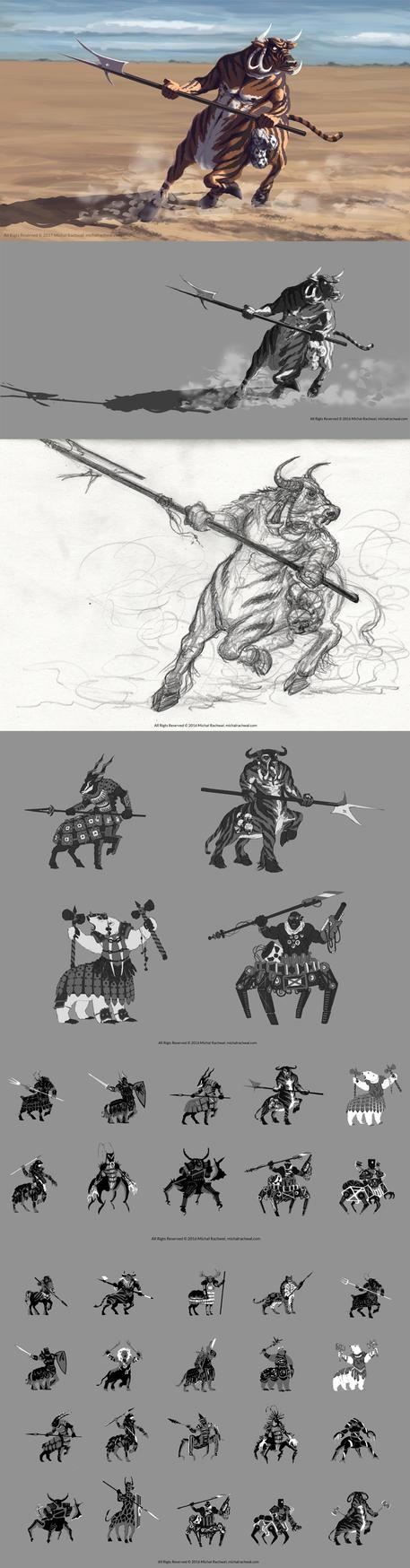 Centaur by michal198195