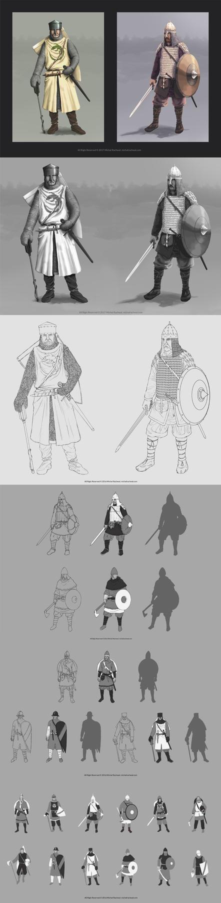 Mercenary by michal198195