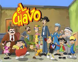 Chavo del 8 wallpaper by Denieru-0