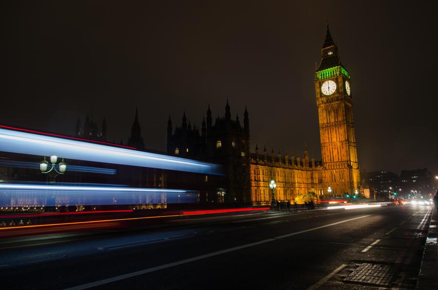 London speed by rsmart