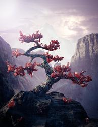 Mystic Gem Tree