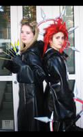 Larxene and Axel
