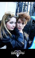 Kh: Larxene and Dem