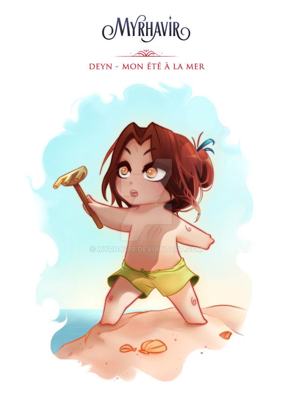 Summer time - Deyn by Myrhavir