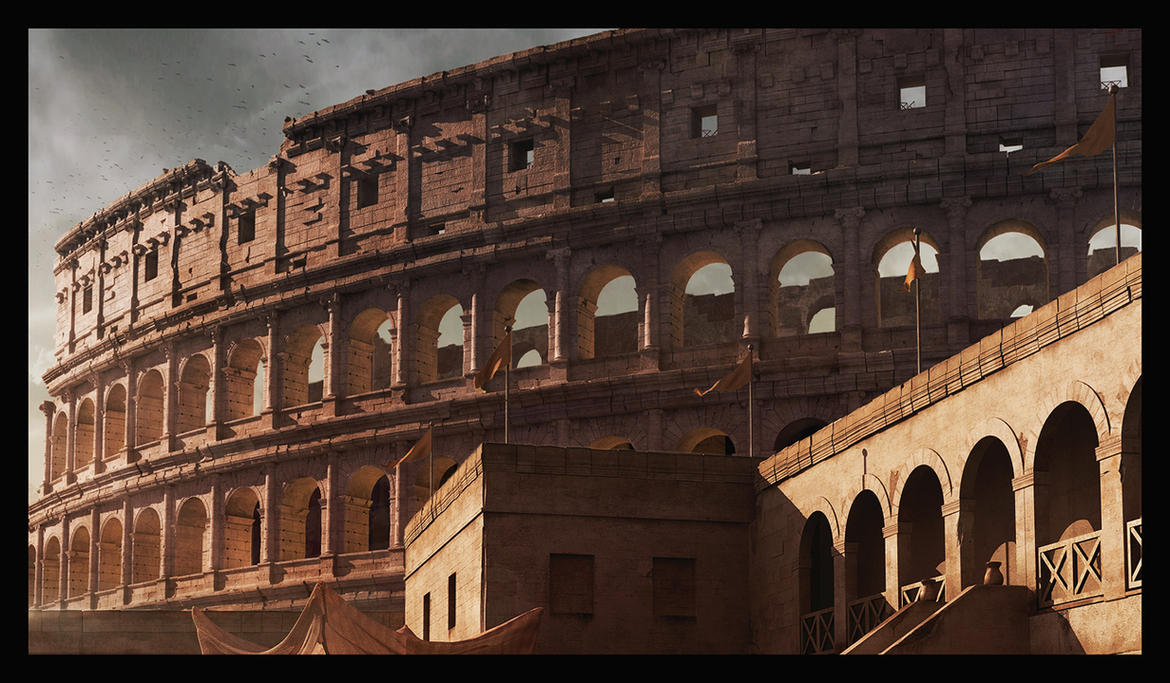 Colloseum by PionierUK