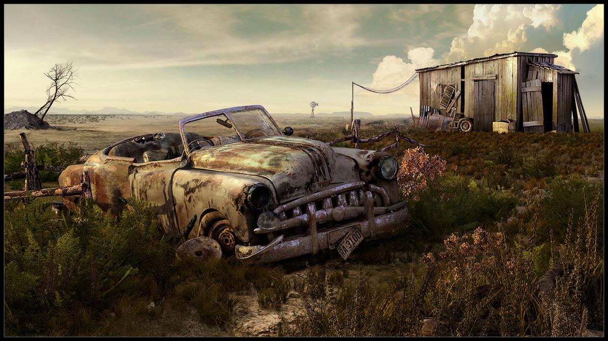 Pontiac by PionierUK