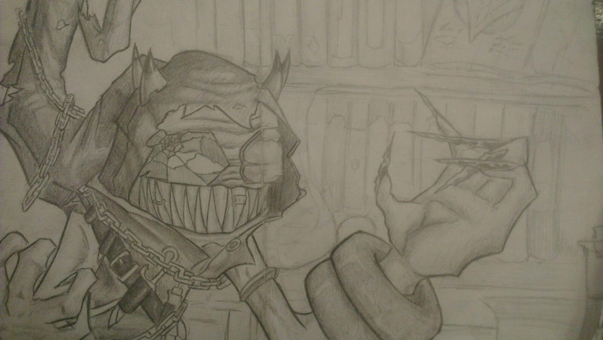 Quick draw - Imp by MasterBau