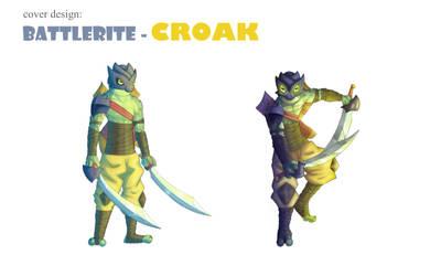 Persional version of  Croak  (Battlerite) by MasterBau