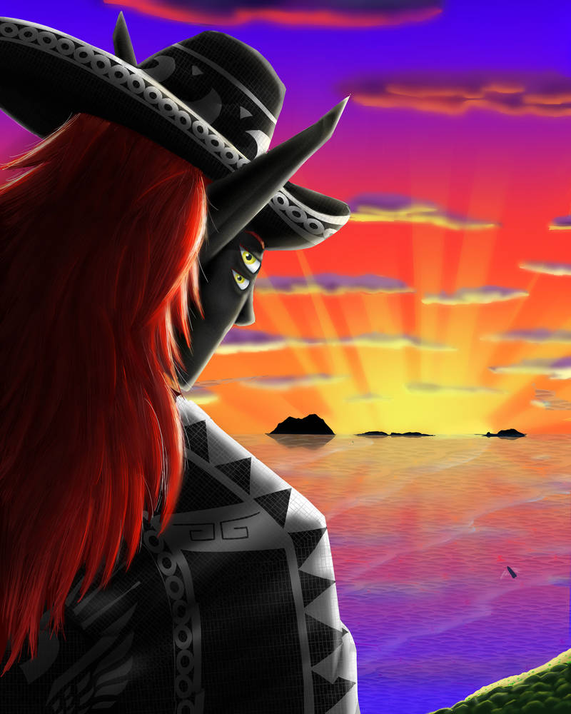 Eriu Twilight by MasterBau