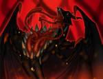 Chaos Dragon Form