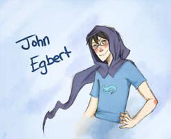 John Sketch by TofusaurButt