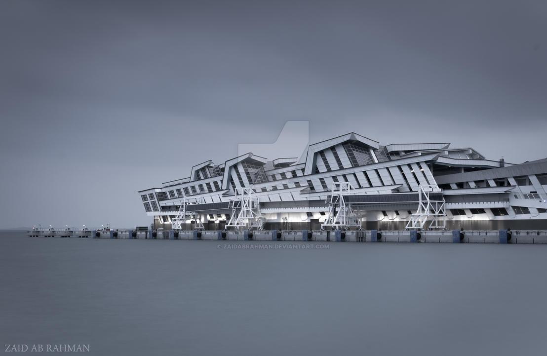 Marina Bay Cruise Centre by ZaidABRahman
